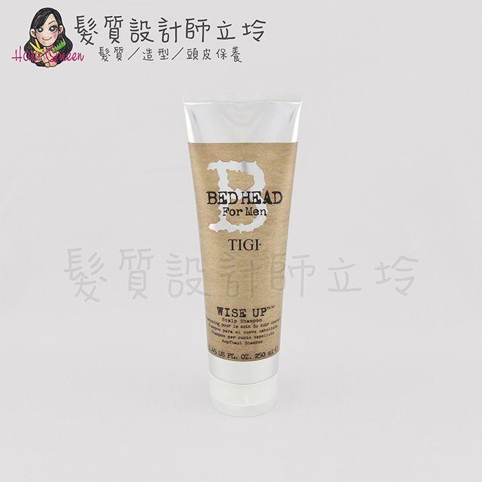『頭皮調理洗髮精』提碁公司貨 TIGI B for Men 活碳頭皮洗髮精250ml LS02