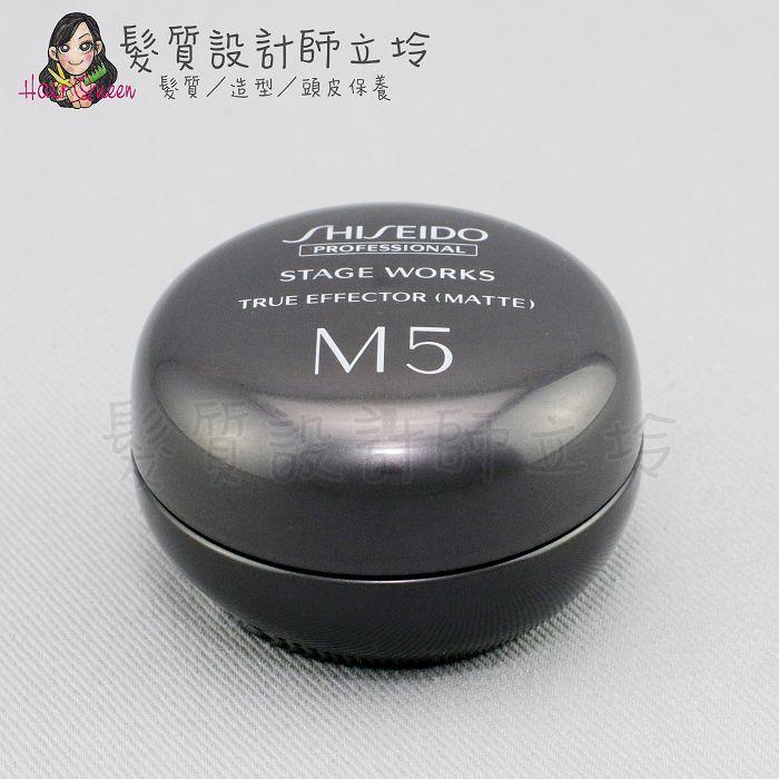 『造型品』法徠麗公司貨 SHISEIDO資生堂 THC 真型M5動感蠟(霧面感)80g IM11