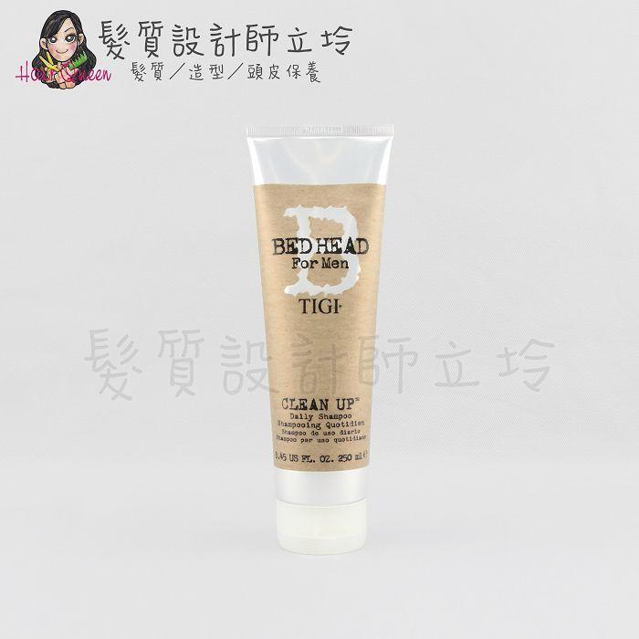 『頭皮調理洗髮精』提碁公司貨 TIGI B for Men 純淨洗髮精250ml(原純淨男孩) LS08