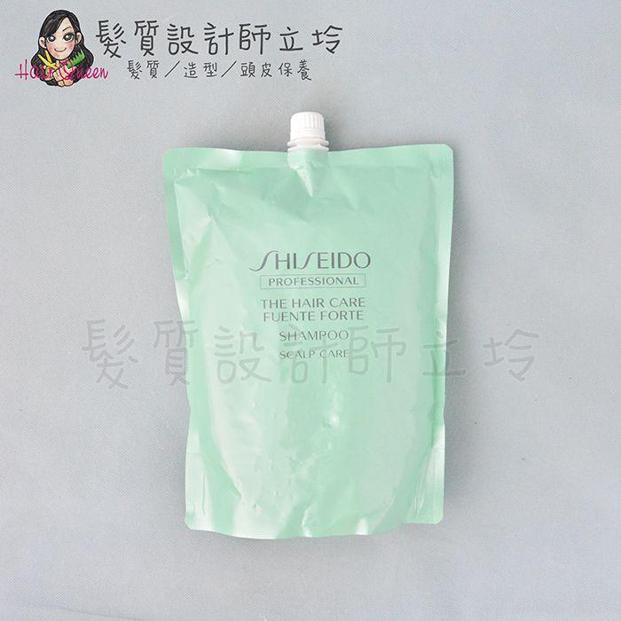 『頭皮調理洗髮精』法徠麗公司貨 SHISEIDO資生堂 THC 芳泉調理洗髮乳1800ml(補充包) IS09