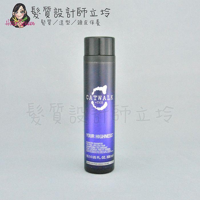 『洗髮精』提碁公司貨 TIGI CATWALK 新豐盈洗髮精300ml IH03