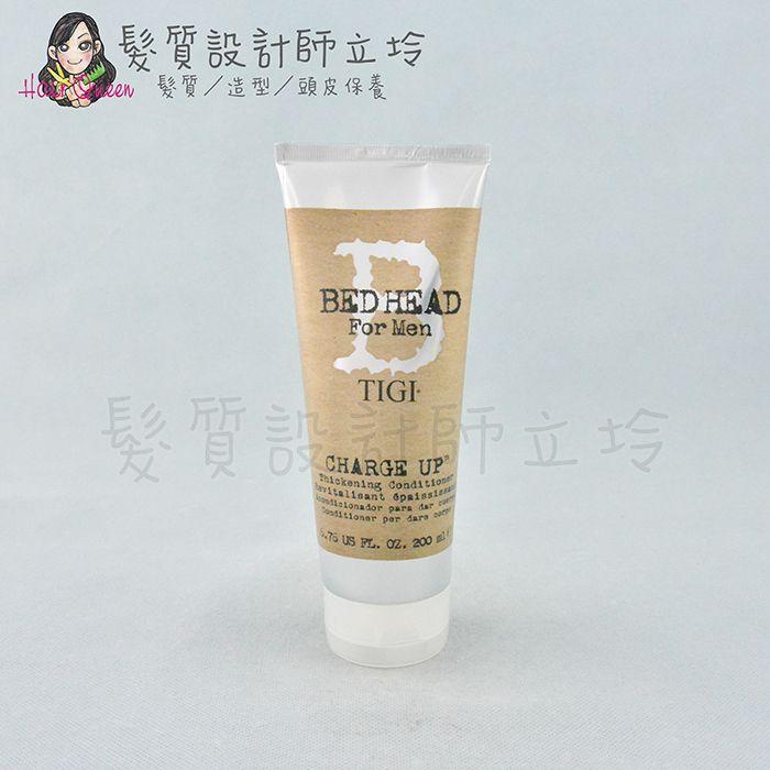 (已停產;可聯絡再作推薦)『瞬間護髮、頭皮調理』提碁公司貨 TIGI B for Men 電力十足修護素200ml LS08