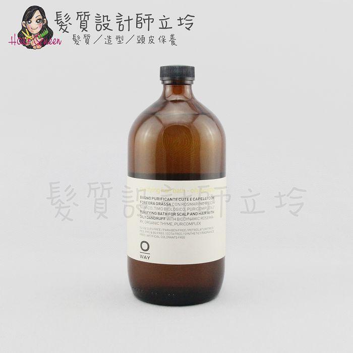 『洗髮精』凱蔚公司貨 OWay 淨化洗髮精950ml HS04